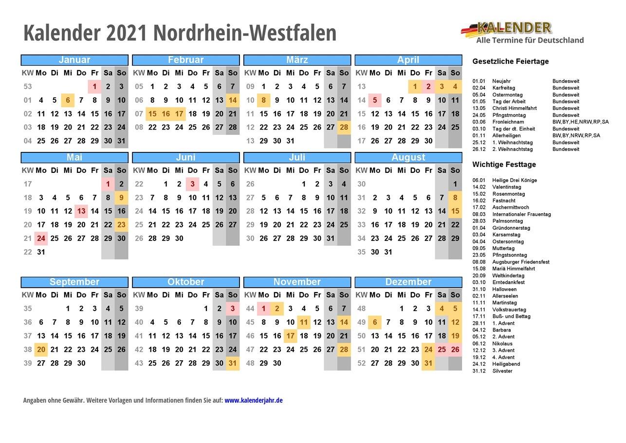 25 Kalenderwoche 2021